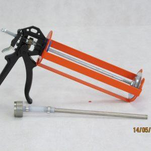 1L skeleton gun & Injection Nozzle - Preservation Shop