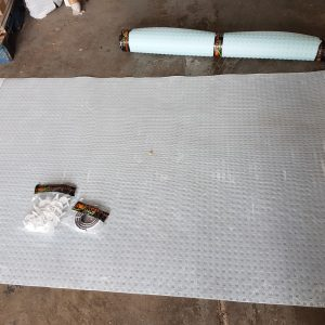 2.4m Membrane kit complete with fixings - Preservation Shop