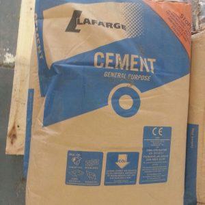 25kg OPC Cement - Preservation Shop