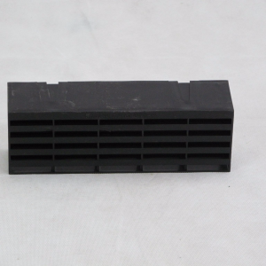 Airbrick 9 x 3 Plastic Black - Preservation Shop