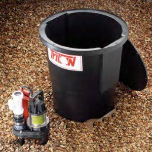 Sumps, Sump Pumps and Drainage