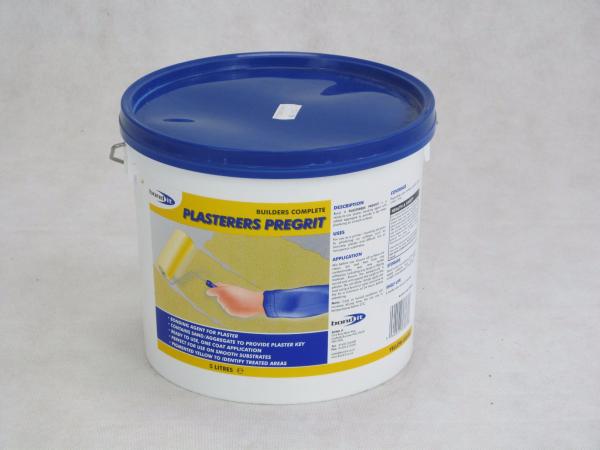 Bondit Plasterers Pregrit 5L - Preservation Shop