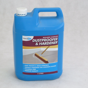 Dustproofer & Hardner 5L - Preservation Shop