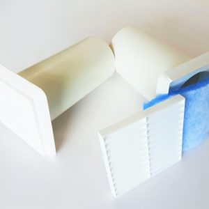 Eco-Dryaire Fixed Vent Kit - Preservation Shop