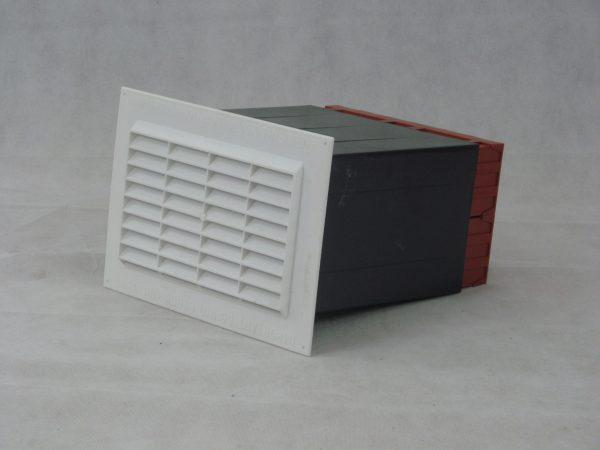 Eco Dryaire S-pass vent kit (Square) - Preservation Shop