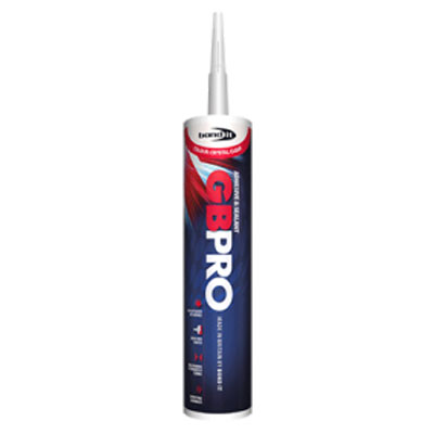 GB Pro White Adhesive and Sealant - Preservation Shop