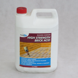 Bondit - High Strength Brick Acid 5Lt - Preservation Shop