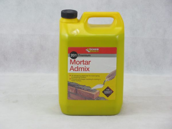 Mortar Admix 5L - Preservation Shop