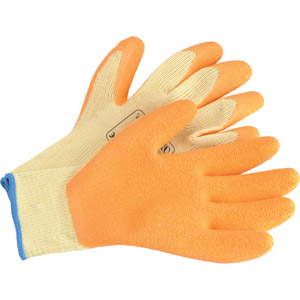 Orange Gripper Gloves - Preservation Shop