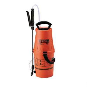 Osatu Tango 7 Pump Sprayer for treatment of woodworm & wood rotting fungus.