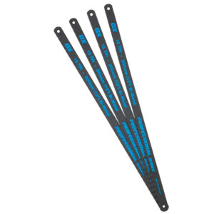OX PRO 12'' (300MM) Hacksaw Blades 4 pack