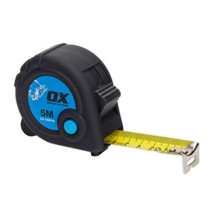 Ox Trade Tape Measure - 5m