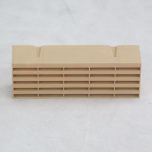 Airbrick 9 x 3 Plastic Beige - Preservation Shop