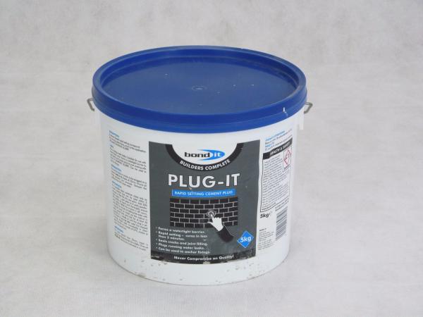 Bondit Plug It - 5kg (TQS Equivalent ) - Preservation Shop