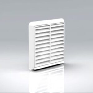 vkc244w-white-100mm-louvred-grill