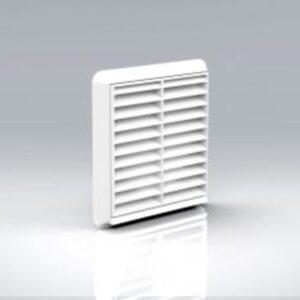 vkc244w-white-100mm-louvred-grill