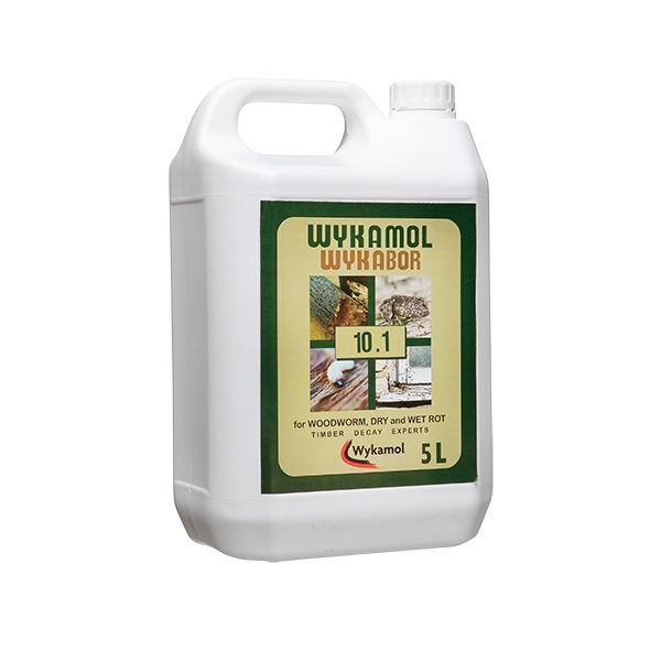 Wykamol Wykabor 10.1 Wood Treatment - 5L
