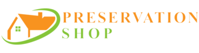 Preservation Shop Logo
