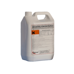 Wykamol Brunosol Concentrate (6X) Dry Rot Treatment - 4.2Ltr
