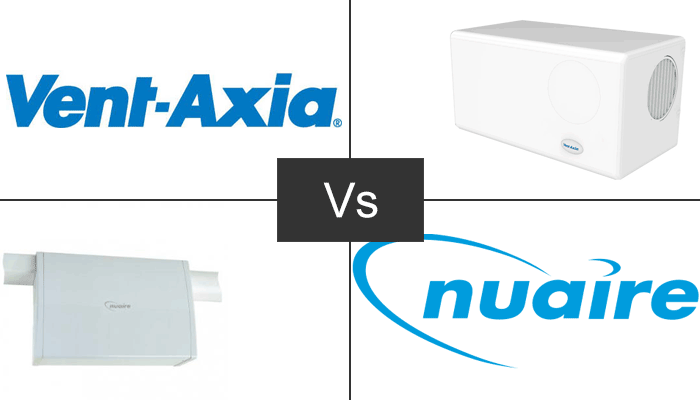Vent-Axia Pozidry Compact vs Nuaire Drimaster Flatmaster Review