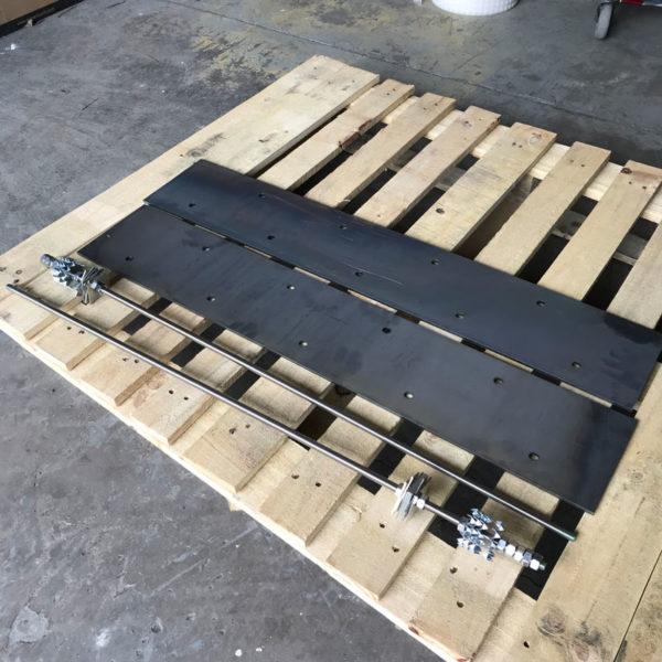 Flitch Plate Set