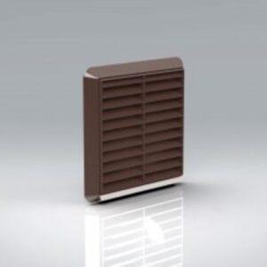 vkc244b-brown-100mm-louvred-grill-wall-vent