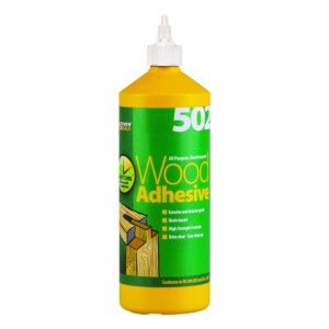 Everbuild 502 Weather Proof Wood Adhesive - 1L