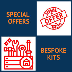 Special Offers and Bespoke Kits