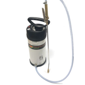 Pro Injection & Spray System - 8 Litre for treatment of woodworm & wood rotting fungus.