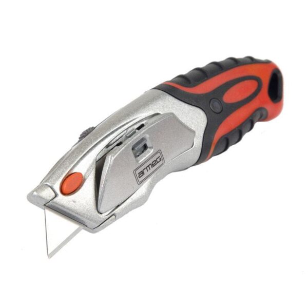 Armeg - Retractable Utility Knife (with 5 blades)Armeg - Retractable Utility Knife (with 5 blades)
